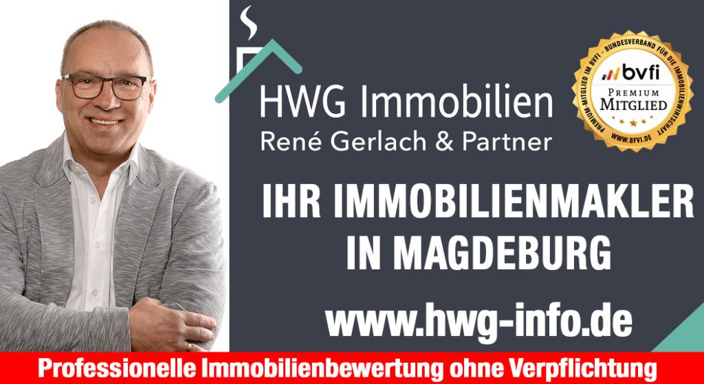 Ihr Immobilienmakler in Magdeburg und EXPERTE FÜR Altersimmobilie, Erbimmobilie, Scheidungsimmobilie